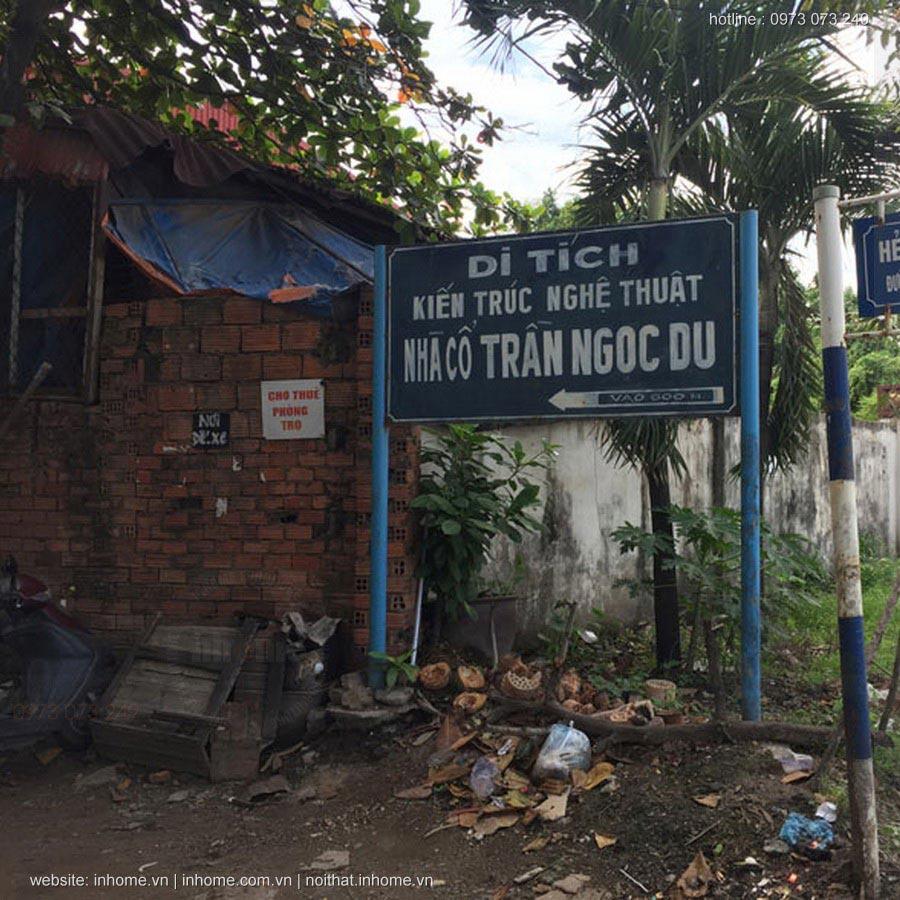 Nhà cổ dân gian Việt Nam