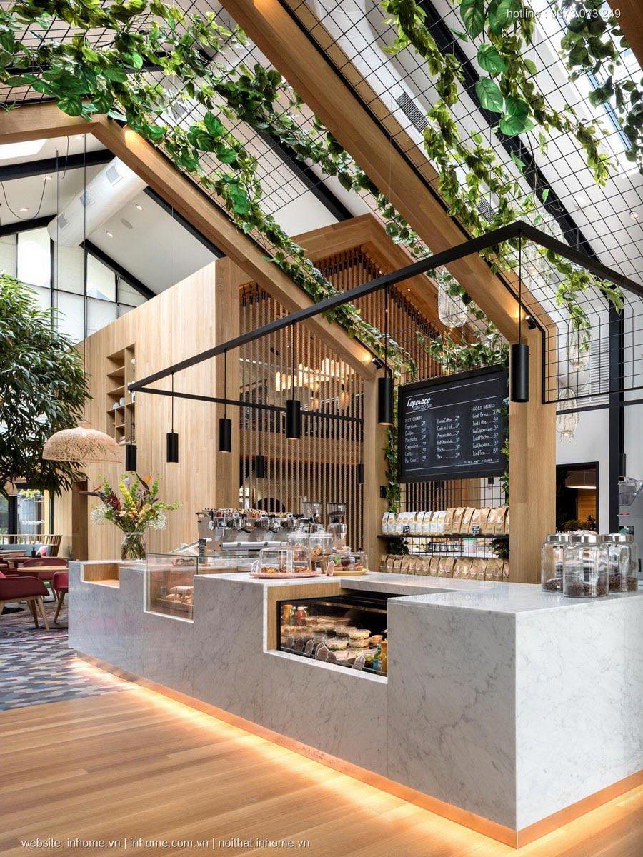 Thiết kế nhà hàng đẹp