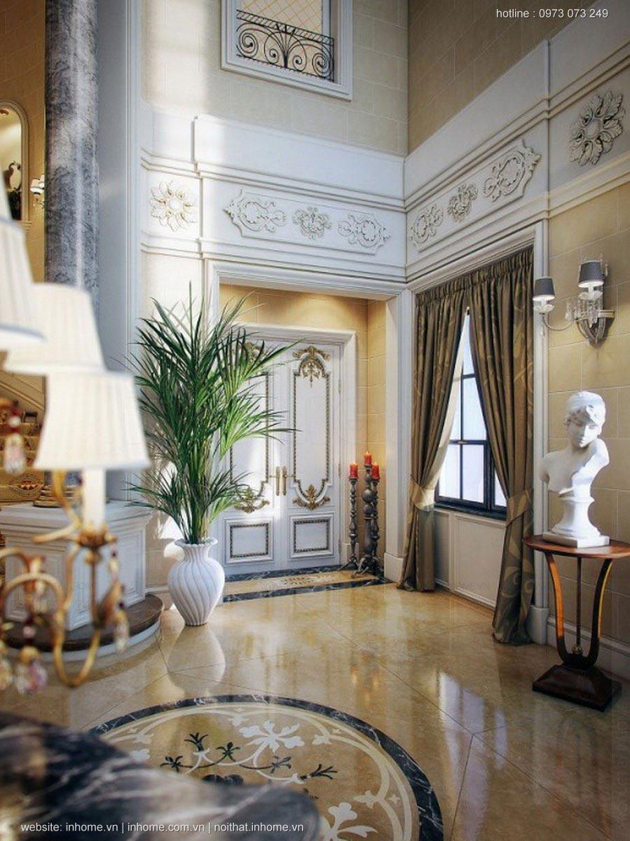 Villa sang trong ở Qatar