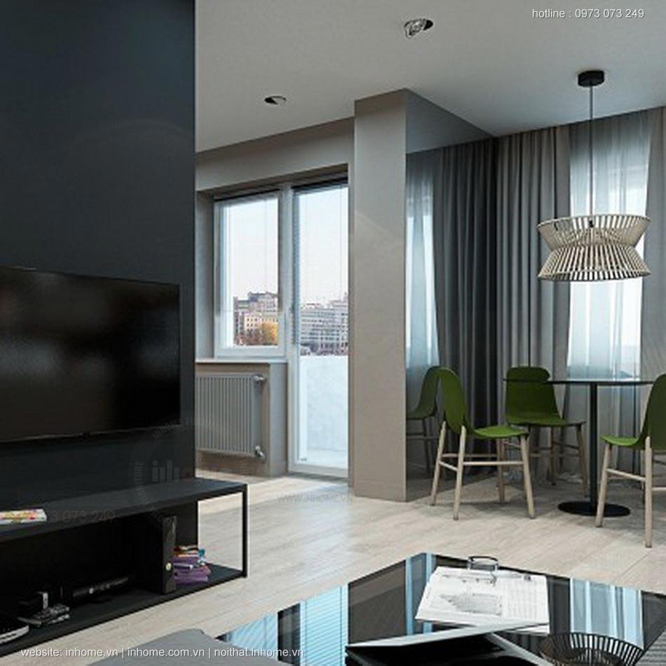 Căn hộ đẹp với nội thất giá rẻ