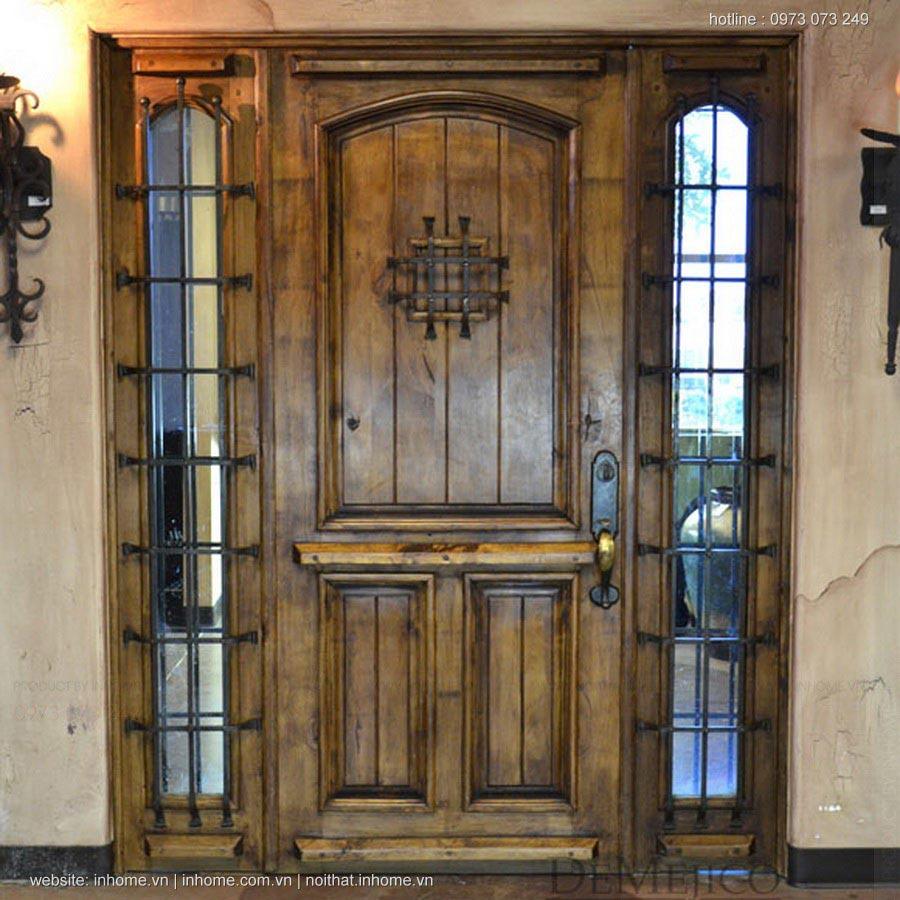 Lưu ý phong thủy với cửa chính ngôi nhà