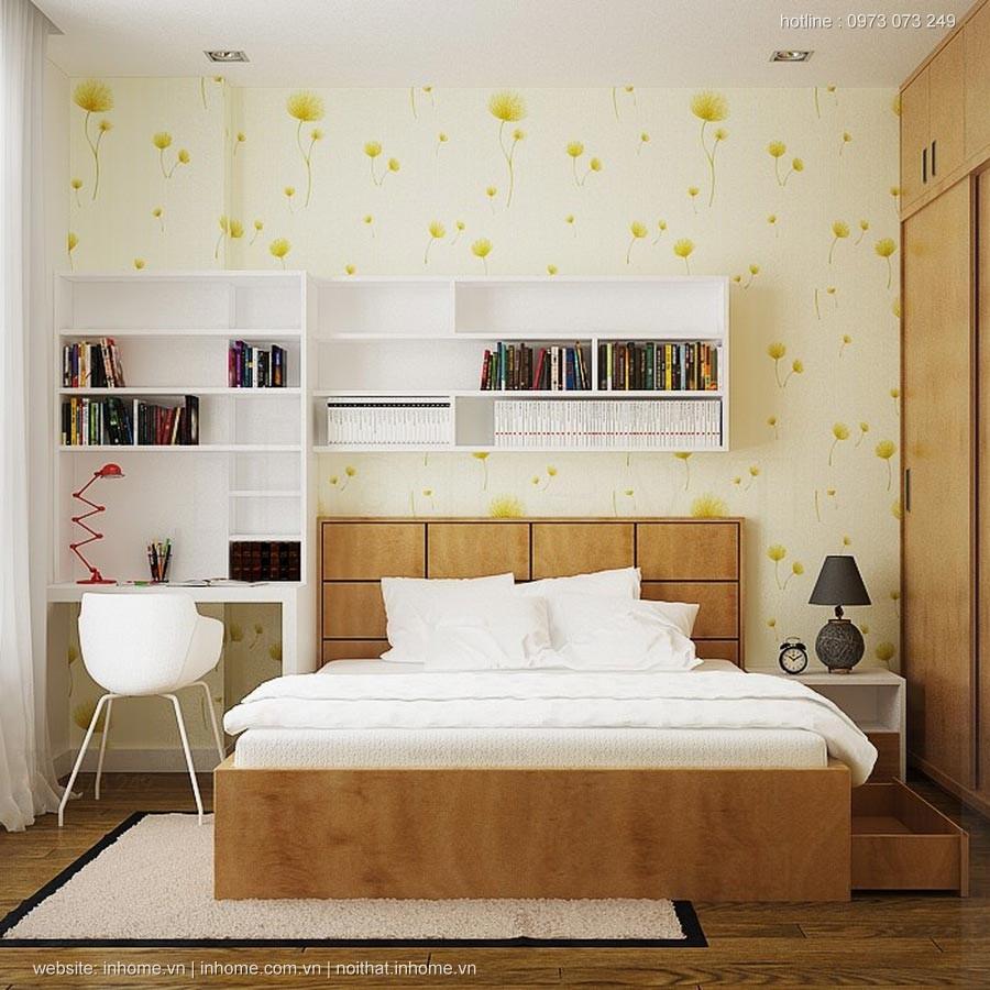 10 lời khuyên khi trang trí phòng ngủ nhỏ