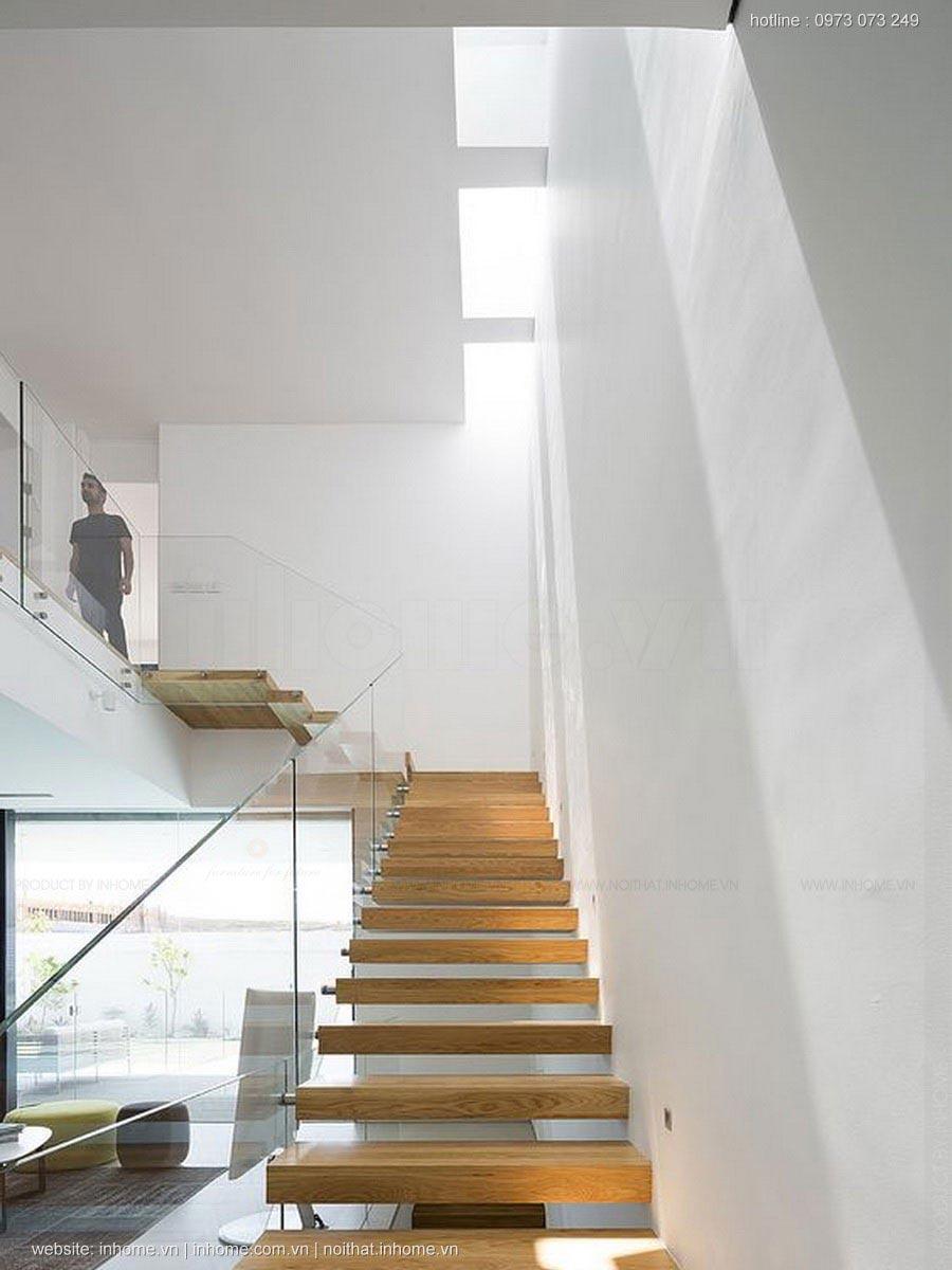 18 mẫu thiết kế giếng trời đẹp trong nhà