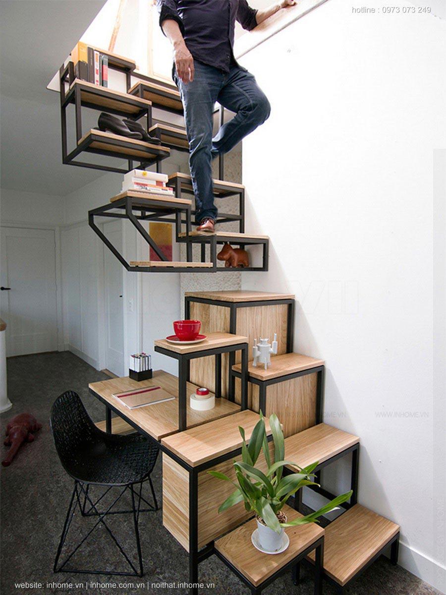 22 Thiết kế cầu thang đẹp độc đáo nhất hiện nay