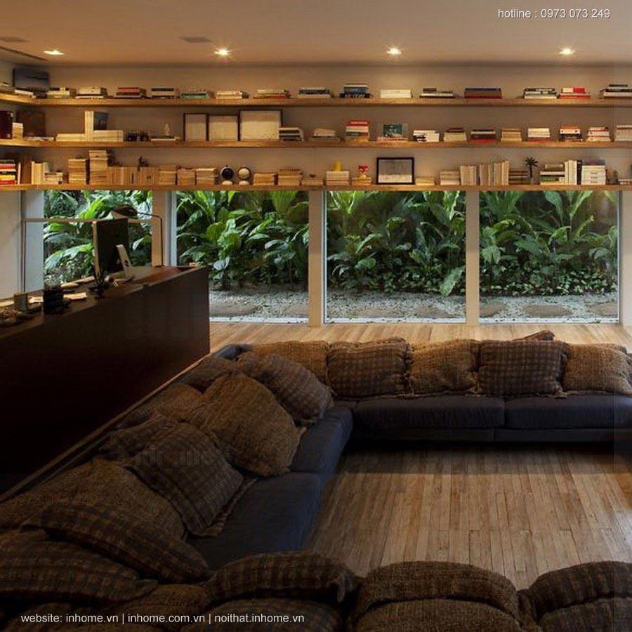 26 mẫu thiết kế nội thất độc đáo chưa từng có ở Việt Nam