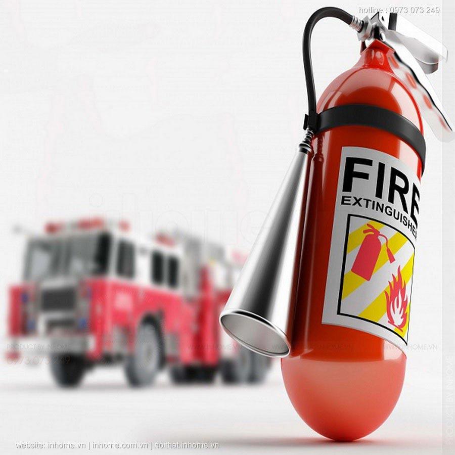 Biện pháp phòng cháy chữa cháy ở chung cư đơn giản