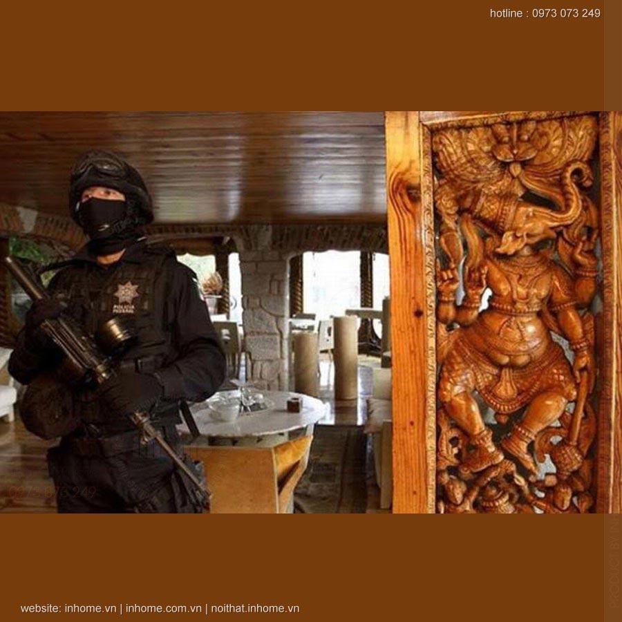 So sánh nơi trú ẩn của hai ông trùm ma túy lớn nhất Việt Nam và Mexico