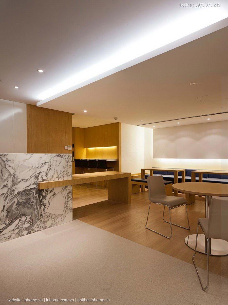 Thiết kế nội thất kiến trúc bệnh viện của tương lai