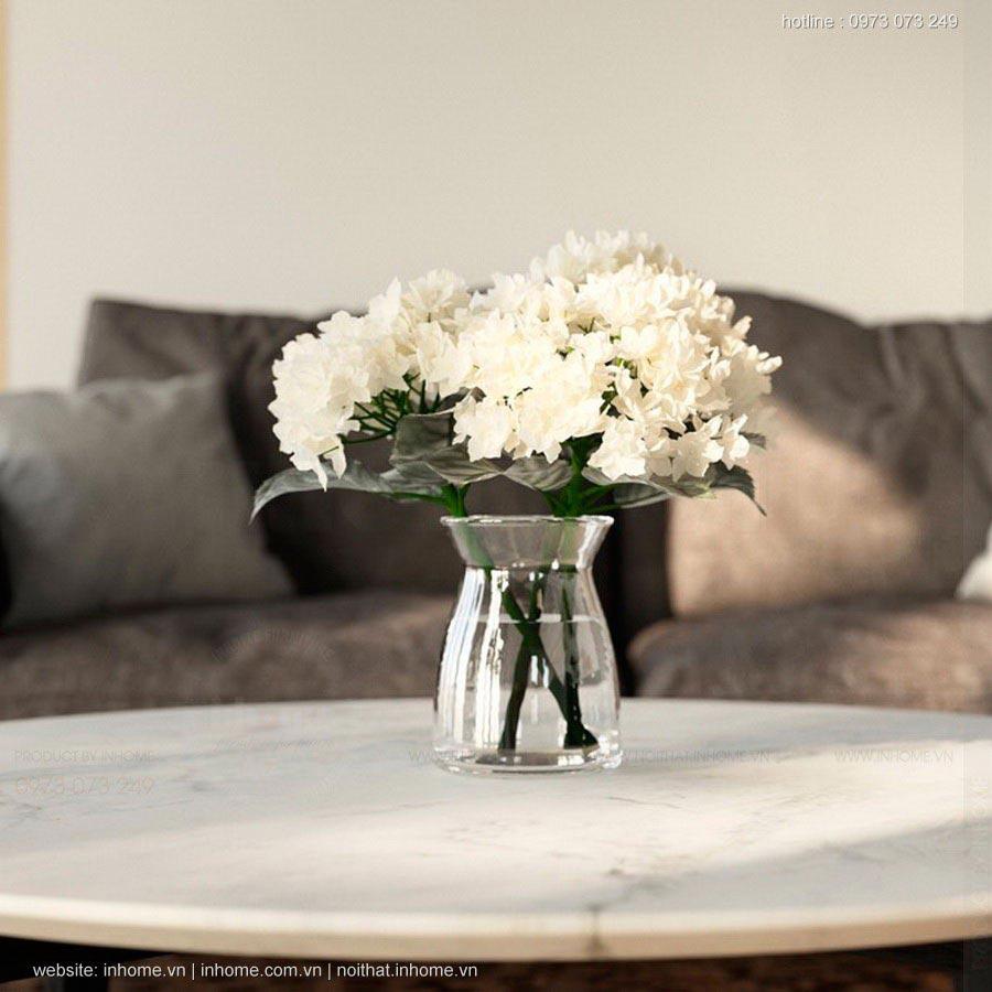 Thiết kế nội thất chung cư 66m2 căn hộ trong mơ của vợ chồng trẻ