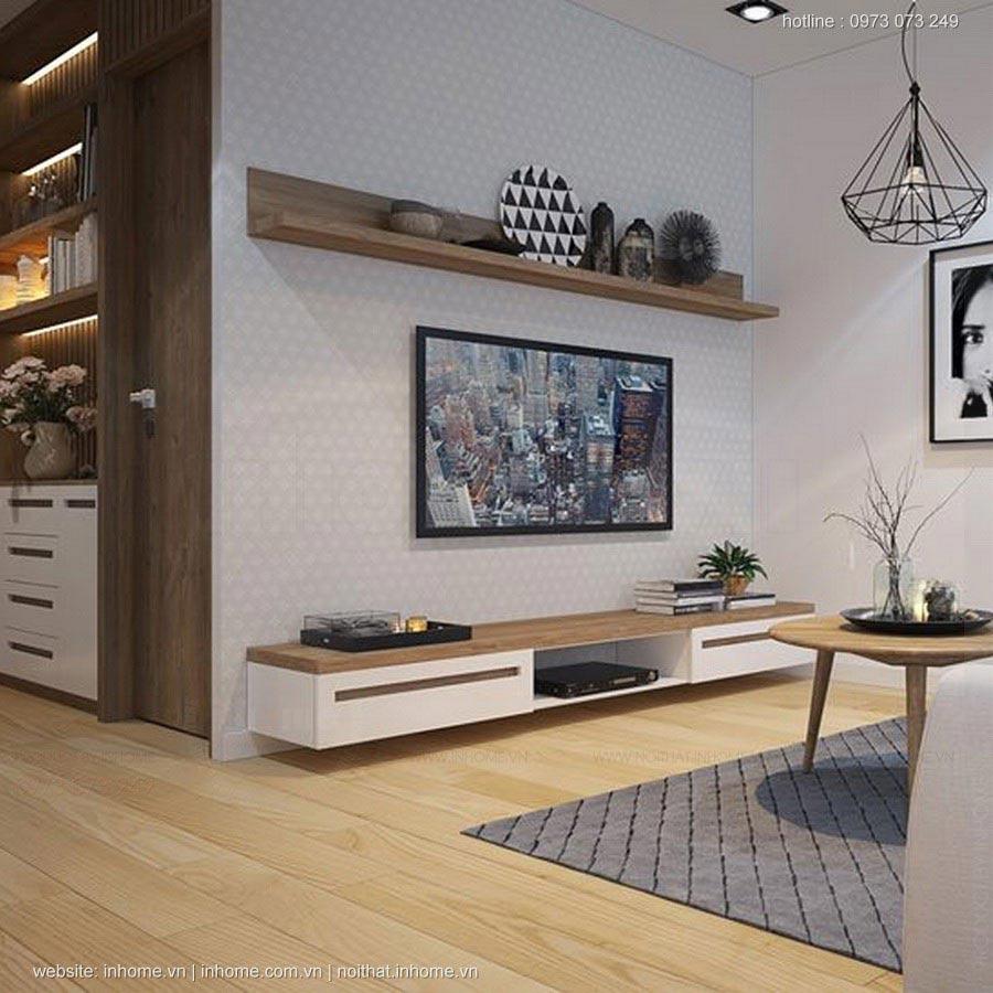 Thiết kế nội thất phòng khách theo phong thủy