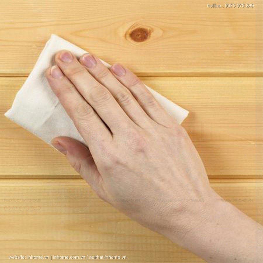Cách xử lý gỗ bị nứt hay công vênh trong mọi thời tiết
