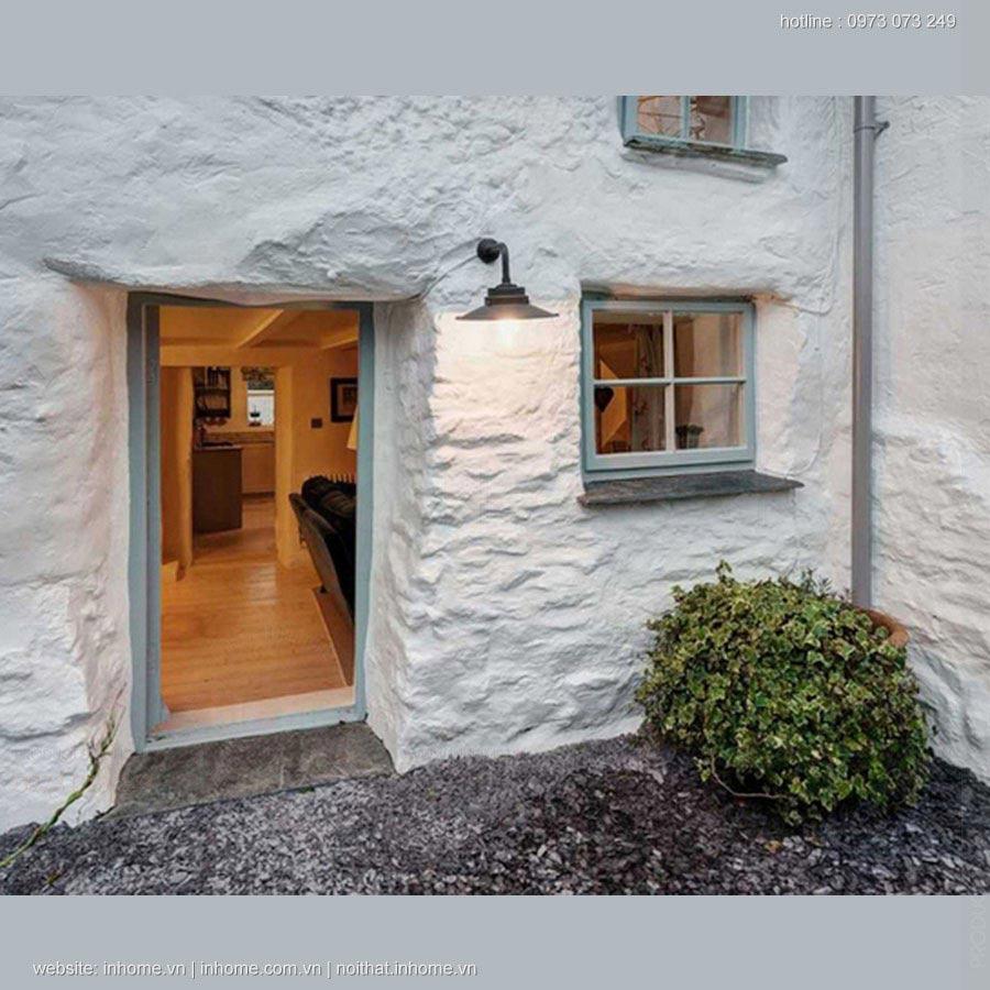 Căn nhà quê giản dị nhưng sẽ khiến bạn ngỡ ngàng khi bước vào bên trong