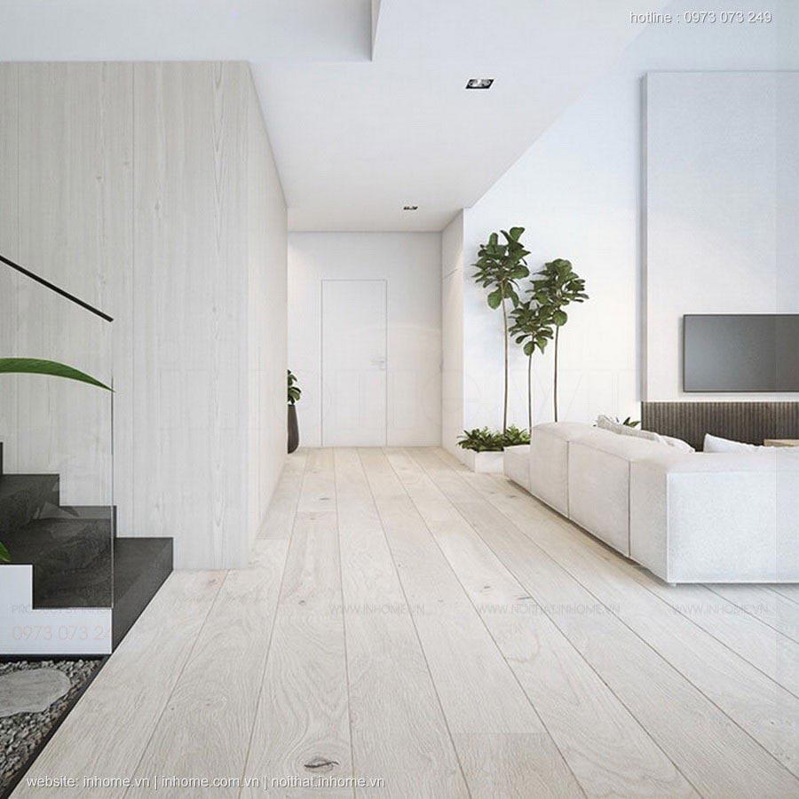 Thiết kế nội thất căn hộ chung cư cao cấp năm 2020