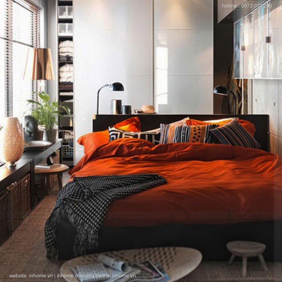 26 Mẫu thiết kế nội thất phòng ngủ nhỏ đẹp đơn giản