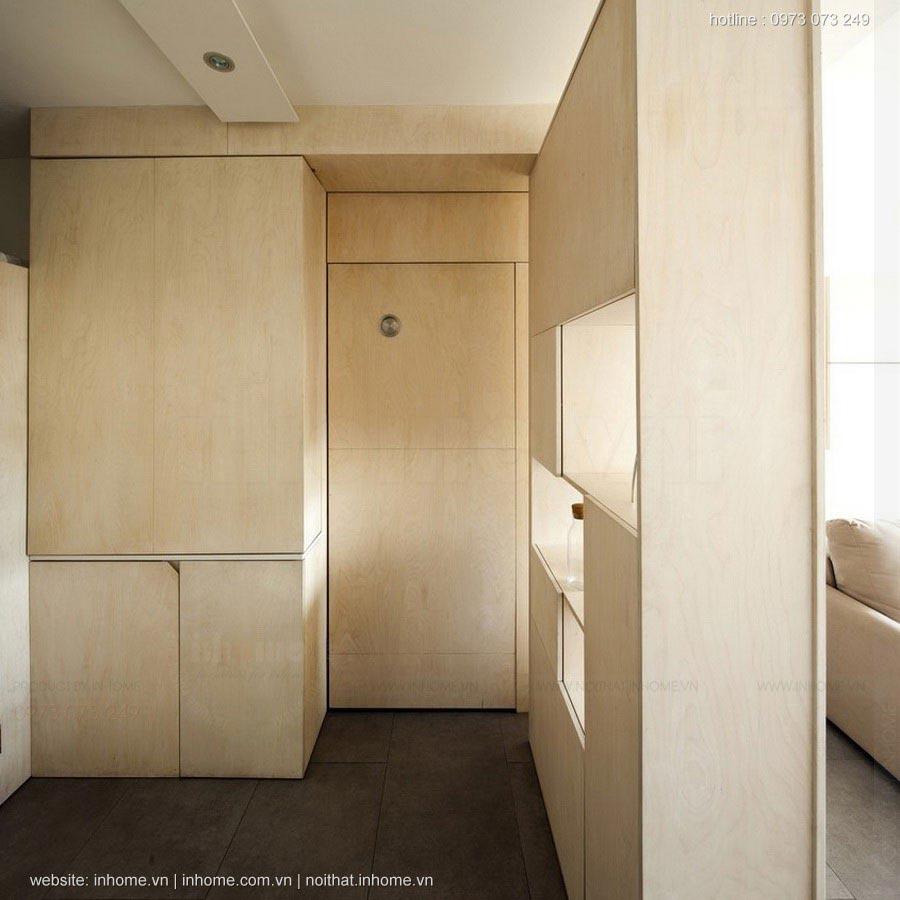 Thiết kế nội thất thông minh cho căn hộ nhỏ của bạn