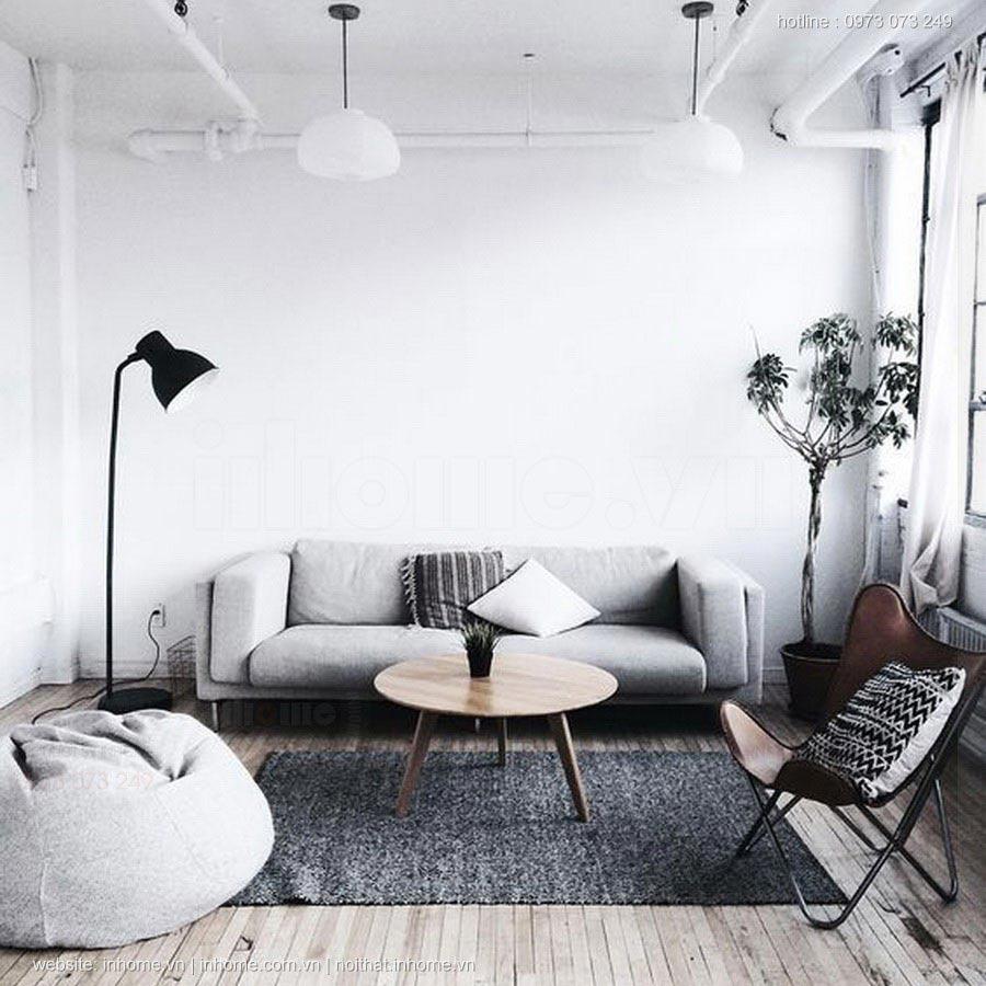 Thiết kế nội thất phòng khách đơn giản mà đẹp