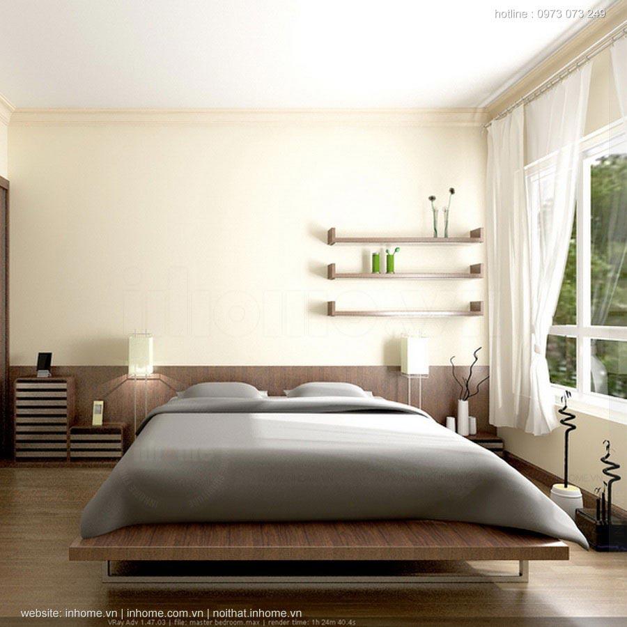 Thiết kế nội thất phòng ngủ hợp phong thủy tránh âm khí