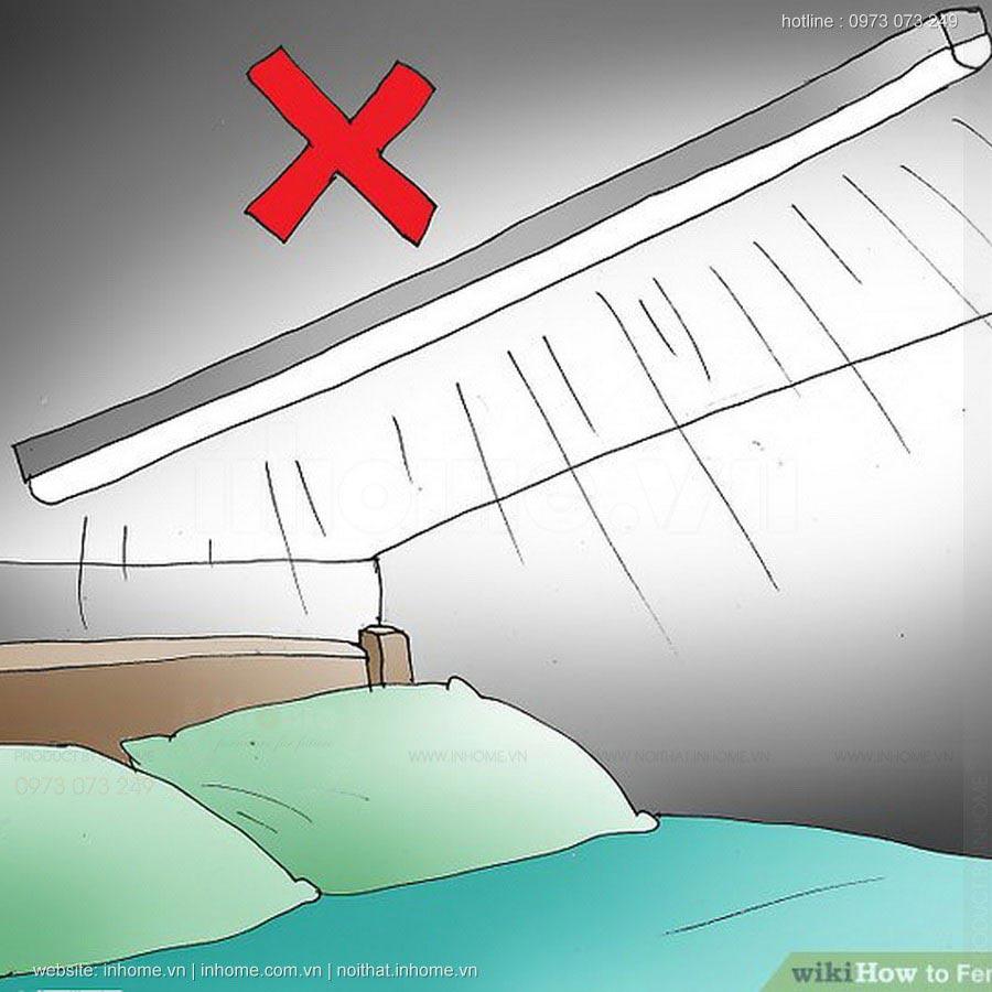 Hướng kê giường ngủ theo phong thủy để sinh con trai