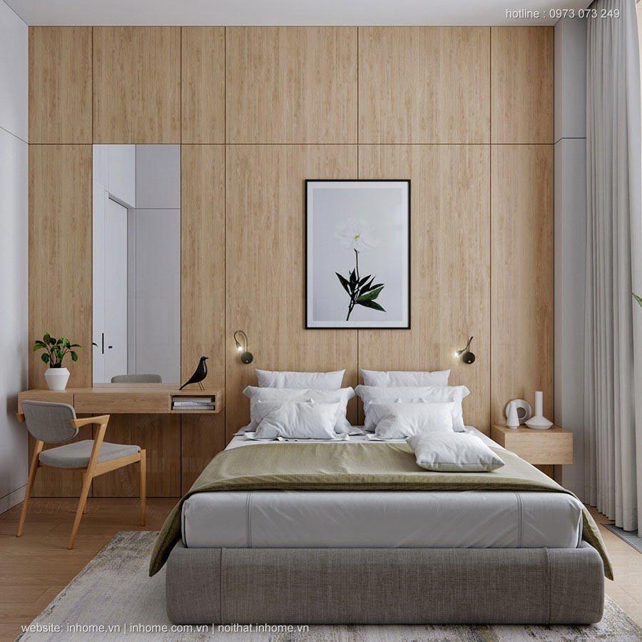 Phong cách nội thất tối giản của căn hộ chung cư ở Hà Đông