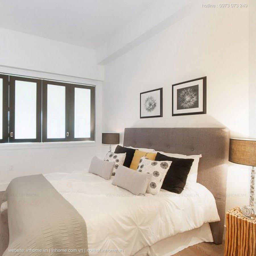 Thiết kế nội thất chung cư 110m2 có 1 không 2 với bóng đèn Điện Quang