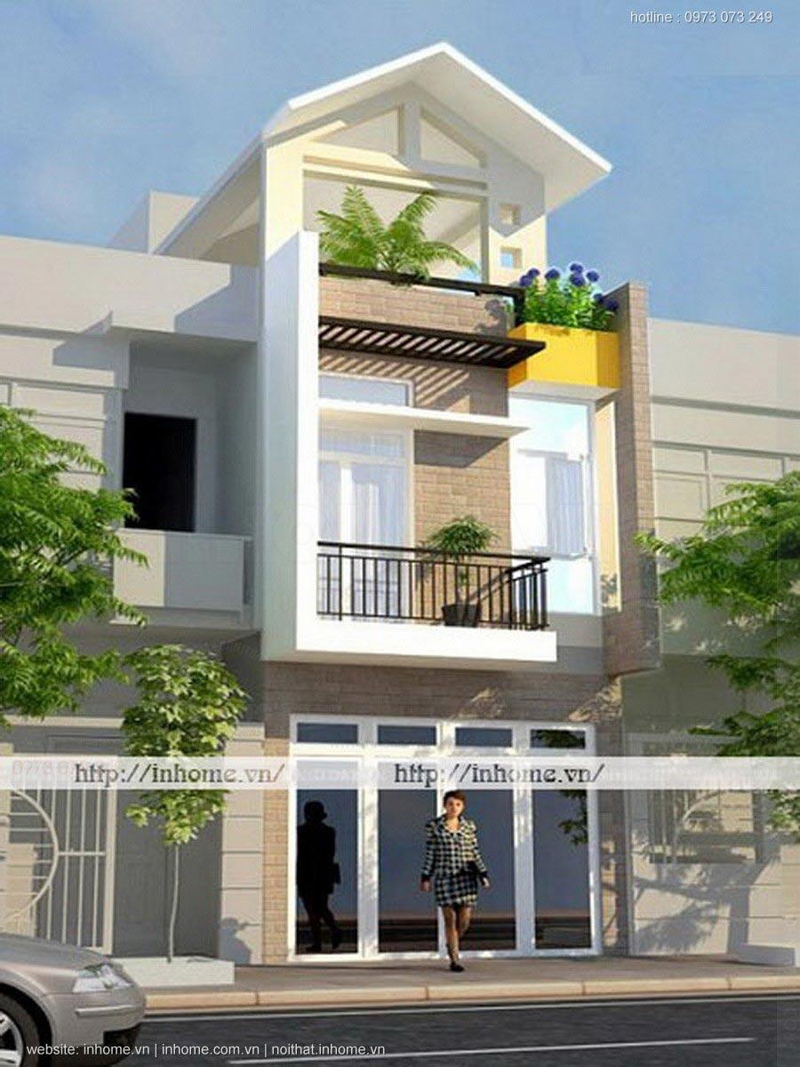26 mẫu nhà 2 tầng đẹp độc đáo không thể bỏ qua