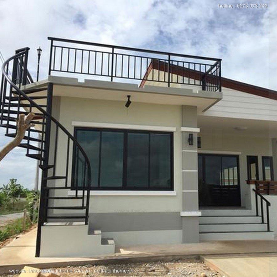 Cách xây nhà 200 triệu đồng ở nông thôn