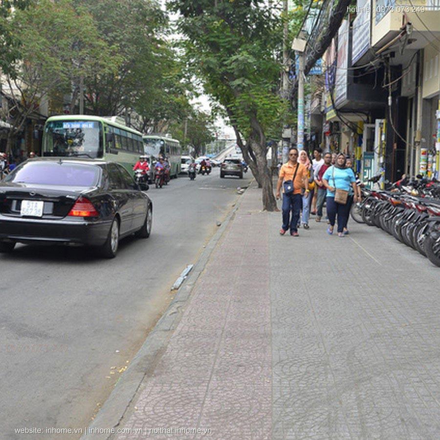 Chiến dịch đòi lại vỉa hè đã hoàn thành trên nhiều tuyến phố