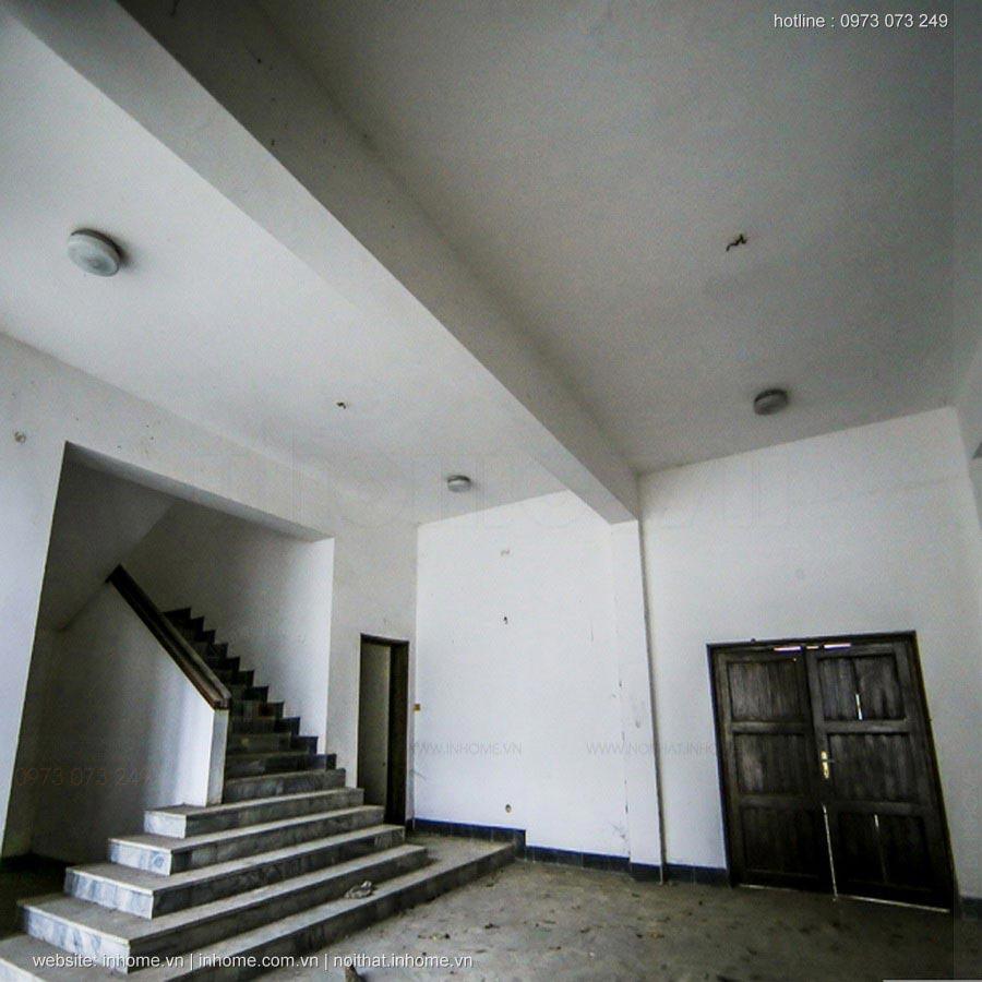 """Những bí ẩn về ngôi """"nhà ma"""" số 300 Kim Mã, Hà Nội"""