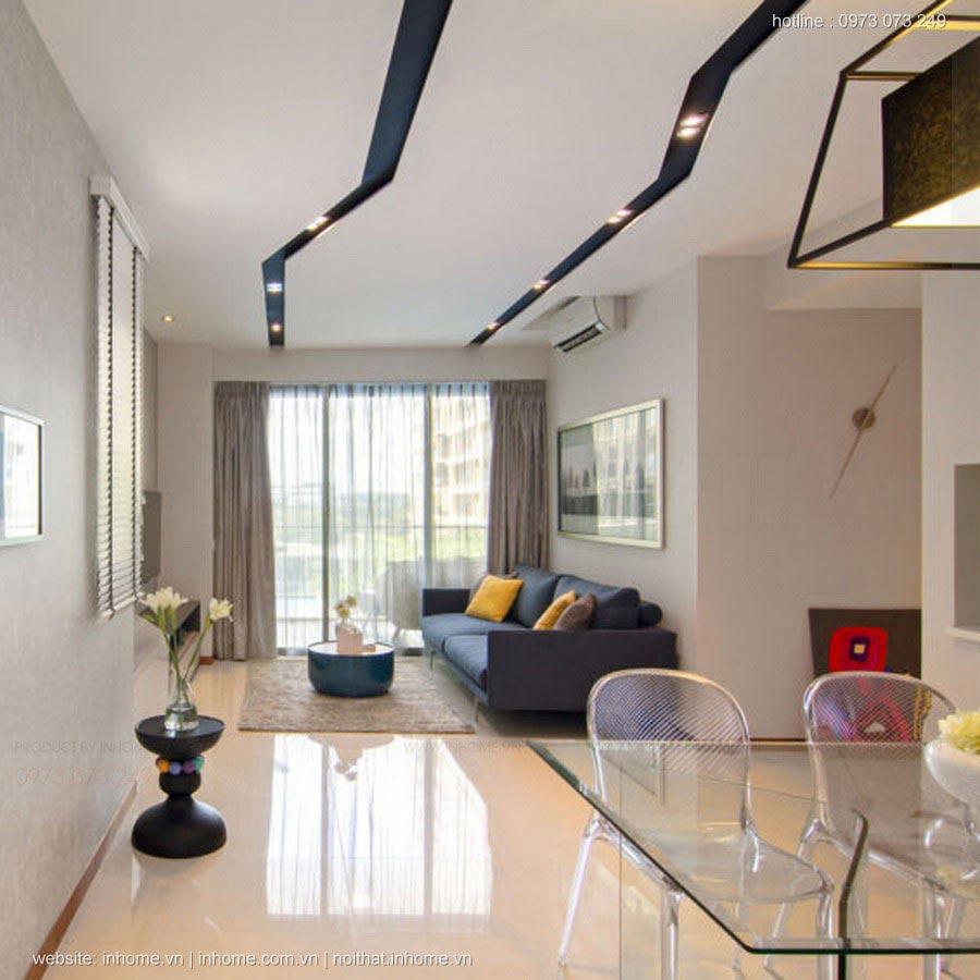 Cách thiết kế nội thất nhà 75m2 cho 4 người ở