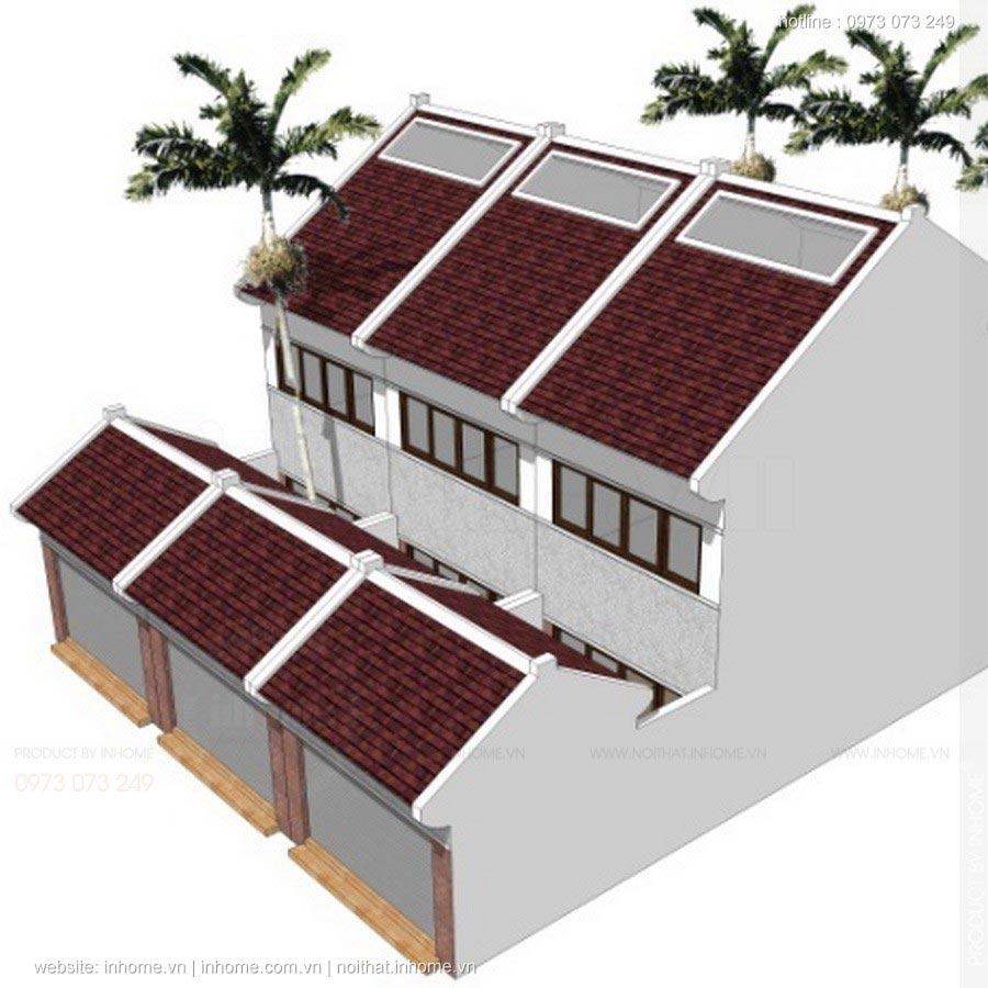 Đổi mới lĩnh vực kiến trúc với chương trình nông thôn mới