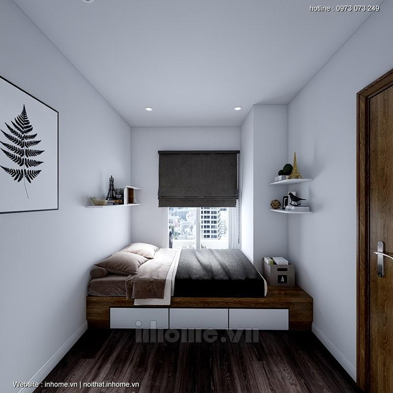 Một thiết kế phòng ngủ khác